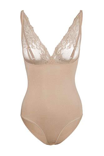 Esmara Shapewear Formbody - Seamless ideal für unter Figurbetonter Kleidung Haut Schmale Träger XXL 52/54