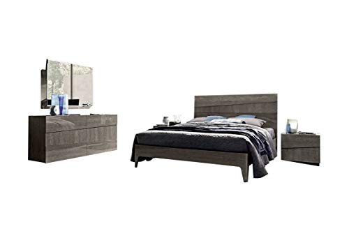 Read About Maxima House TENKO 5 Pcs Bedroom Set, King Size