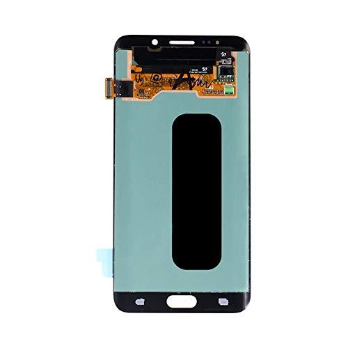 Un known For LCD de Samsung Galaxy S6 for Edge Plus G928 LCD Pantalla táctil digitalizador for Samsung S6 Edge Plus Accesorios Electrónicos (Color : Blue, Size : 5.7')