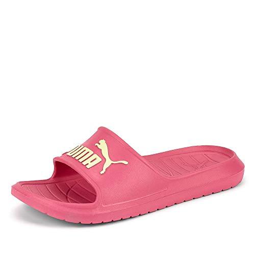 PUMA Divecat V2, Zapatos de Playa y Piscina Unisex Adulto, Rosa (Bubblegum/Tapioca), 43 EU
