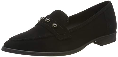 Bianco Damen BFAILA Studs Loafer Slipper, Schwarz (Black 1 101), 38 EU