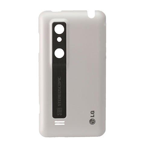 Batería para LG P920Optimus 3d White, color blanco