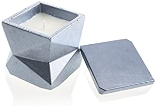 شمعة كانديلينا كاندل فورت الخرسانة - حديثة III- رائحة فضية: له (5903104818623)