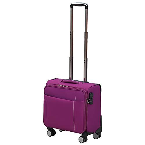 RZB Rolling Laptop Briefcase on Wheels Attache Lawyers Case Legal (Color : C, Size : 432137CM)