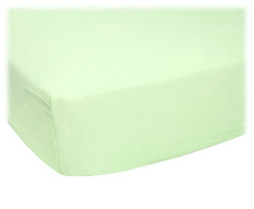 Buy Discount SheetWorld Fitted Portable/Mini Crib Sheets 24 x 38 - Soft Mint Jersey Knit - Made in...