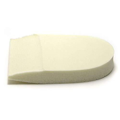 Foam Heel Cushion Pad 1/2' Non Adhesive - Foot Pain Relief - 4 Pairs