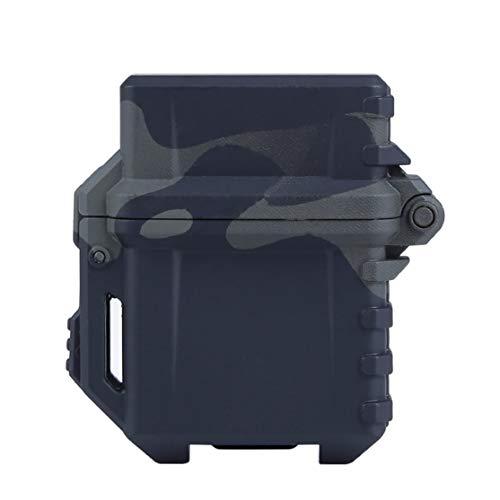 zhouweiwei Sports de Plein air Tactical Briquet Shell Outdoor Camping Survival Tool Haute Qualité