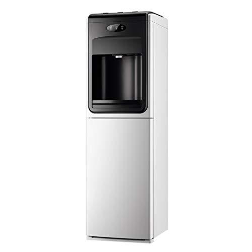 LZG Enfriador de Agua de Carga Inferior - 3 configuraciones de Temperatura, Calientes y fríos y Temperatura Ambiente: el dispensador de Agua admite Las jarras de Agua de 3 o 5 galones [Blanco]