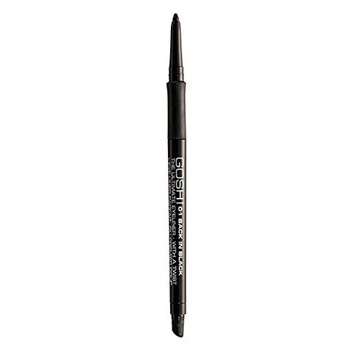 GOSH The Ultimate Eyeliner - With a Twist Carbon Black 7