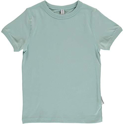 Maxomorra T-Shirt Kurz Pale Blue 86/92