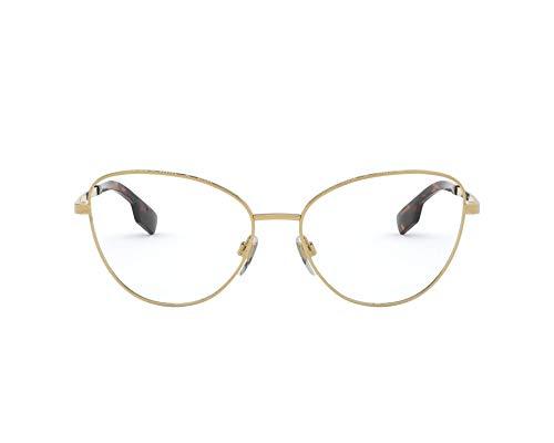 BURBERRY Gafas de Vista BE 1341 Gold 53/16/140 mujer