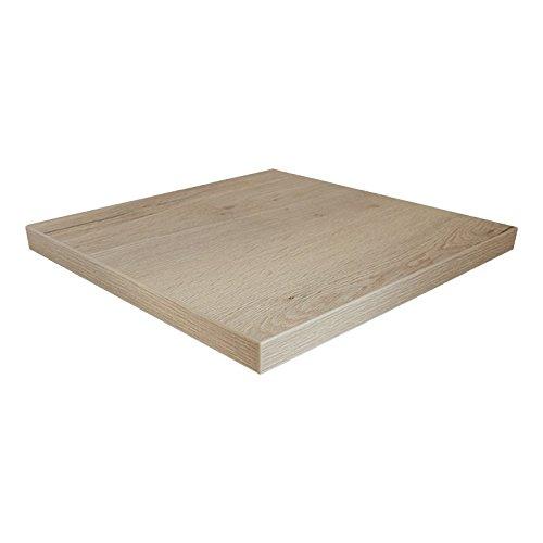 Dekorspanplatte Halifax Eiche natur Spanplatte als Tischplatte, Schreibtischplatte, Laden- & Möbelbau, Maße: 100 x 70 cm, Stärke: 28 mm