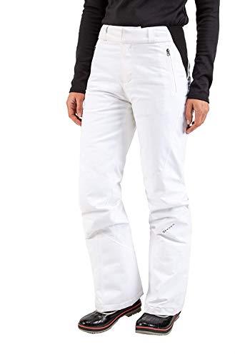 Spyder Damen Winner Gtx Hose , White , M (Herstellergröße : 8-R)