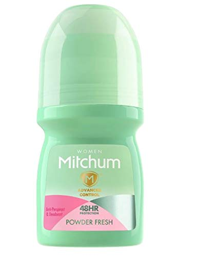 Mitchum 50 ml Advanced Control Women Roll-On ongeparfumeerd anti-transpirant en deodorant