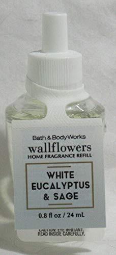 Wallflowers Bath Body Works Fragrance Refill Bulb White Eucalyptus Sage