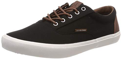 JACK & JONES Herren JFWVISION  Mixed  Niedrig Sneaker,  Mehrfarbig (Anthracite Anthracite),  44 EU
