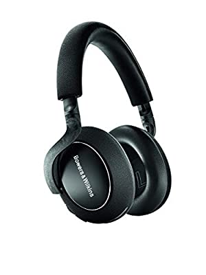 Bowers & Wilkins PX7 Noise Cancelling Wireless Headphones with Bluetooth 5.0 & Quick Charge On Ear - Carbon from Bowers & Wilkins