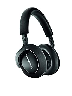 Bowers & Wilkins PX7 Noise Cancelling Wireless Headphones with Bluetooth 5.0 & Quick Charge On Ear - Carbon (B08H8L2JJL) | Amazon price tracker / tracking, Amazon price history charts, Amazon price watches, Amazon price drop alerts
