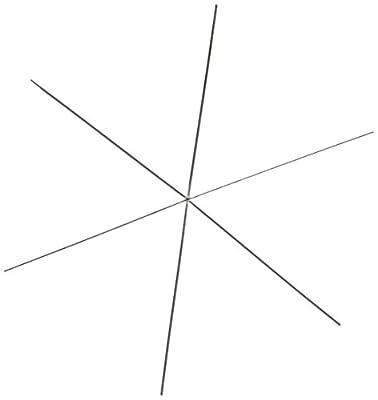 "Beadaholique WFS4 Ornament Wire Forms 7/Pkg-Snowflake 4.5"""