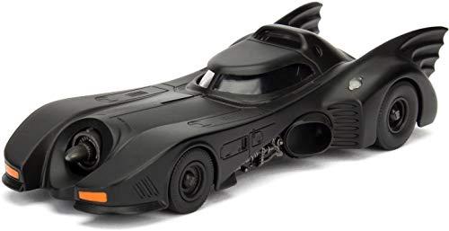 Jada Toys - Batmóvil de 1989 - 1:32