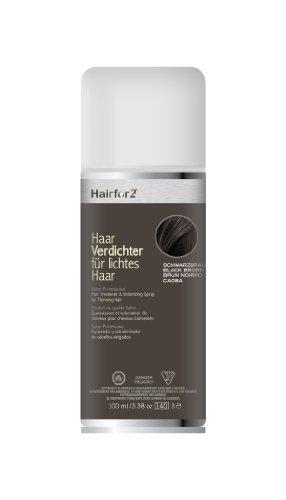 Hairfor2 Haarverdichtungsspray gegen lichtes Haar (100ml) (schwarzbraun)