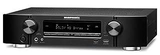 Sintoamplificatore 5.2 canali slimline Potenza 85 watt per canale 4K/60 Hz full-rate pass-through, risoluzione colore 4:4:4, HDR10 e BT.2020, supporta Dolby Vision, Hybrid Log-Gamma (HLG), eARC e ALLM per immagini e audio avanzati Dolby TrueHD e DTS-...