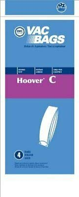 Electric Vac LLC Bolsa de Papel, Hoover Tipo C de Relleno Inferior Dvc 4pk