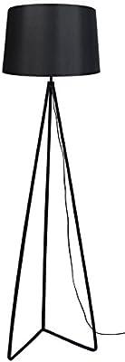 Tosel 51053 Pied Triangle, Acier/Peinture Époxy/Coton, Noir, 450 x 1630 mm
