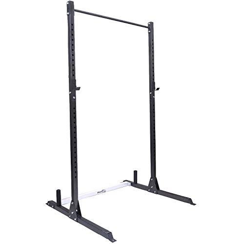 RIP X Adjustable Squat Rack Power Cage and Pull Up Bar