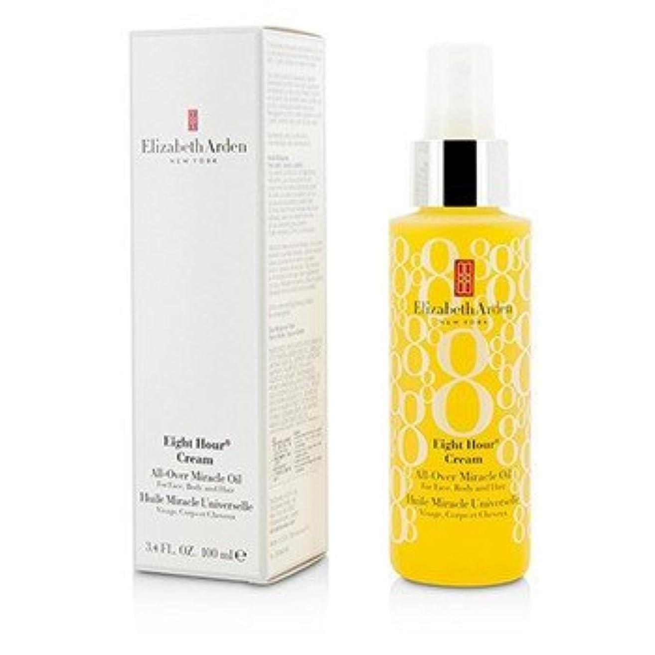 恐竜壁殺します[Elizabeth Arden] Eight Hour Cream All-Over Miracle Oil - For Face Body & Hair