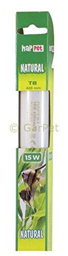 Happet T8 Aquarium Leuchtstoffröhren Leuchtmittel Neonröhre Lampe Röhre Beleuchtung (Natural, 18 W)