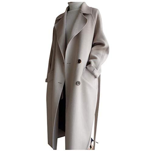Kanpola Damen Top Winter Mantel für Damen Bild