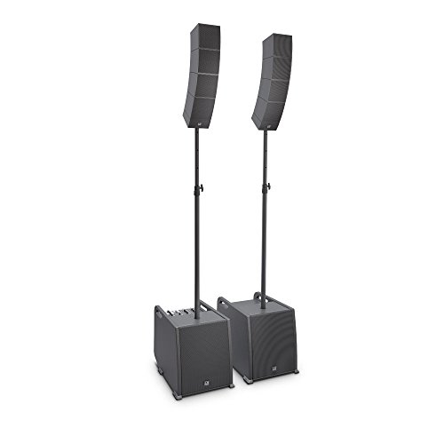 LD Systems Curv 500 PS – portables Array System Power Set Incluye Barra de distancia...