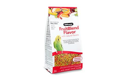 Zupreem 230311 Fruitblend comida pequeña Keet, 14 onzas
