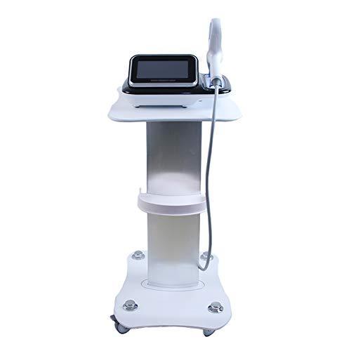 ERRU Blanc Équipement De Beauté Chariot Roulant Hair Medical Spa Piédestal Chariot À Outils En Aluminium Chariot De Service, Charge 70kg