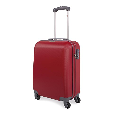 JASLEN - 67250 TROLLEY ABS CABINA LOW COST, Color Rojo