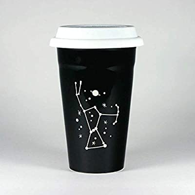 Orion Constellation 8 Oz Porcelain To Go Mug
