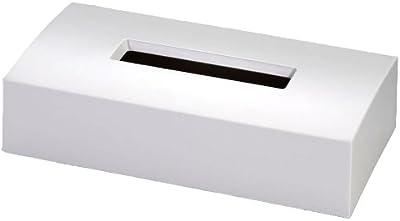 国際化工 モノクローム ティッシュボックス アイボリーホワイト M806