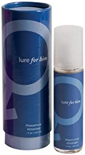 Lure For Him heromone Attractant Cologne Perfume Attract Women Fragrance Spray by New Brand