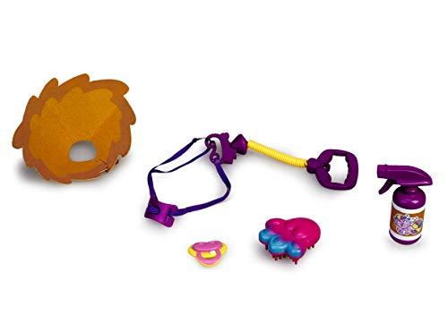 The Bellies From Bellyville Kit, Accesorios para cuidar a los Beasties, Amigos de los Bellies (Famosa 700015794)
