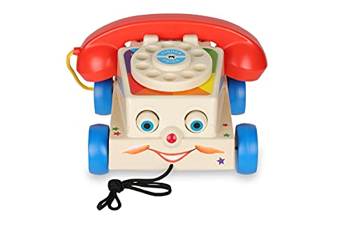 フィッシャープライス チャッターフォン おしゃべり電話 Fisher Price Classic Toys CHATTER TELEPHONE