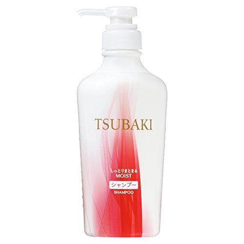 Tsubaki Shiseido () Moist Ausgewertet Shampoo 450ml