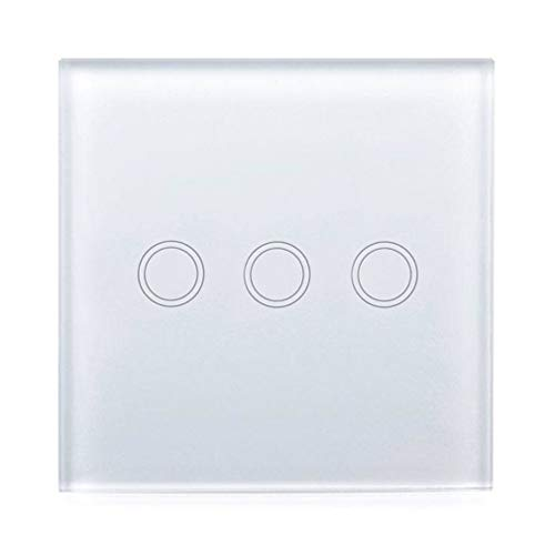 HermosaUKnight Smart Life WiFi Interruptor de Cortina para persiana para persiana Enrollable...