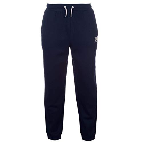 Everlast Uomo Pantaloni da Jogging Azzurro L