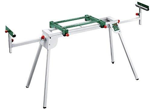 Bosch Home and Garden 0.603.B05.000 Mesa de trabajo para ingletadoras, Verde, Plata, 820 mm