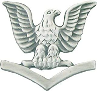United States Navy 3rd Class Crow Lapel Pin