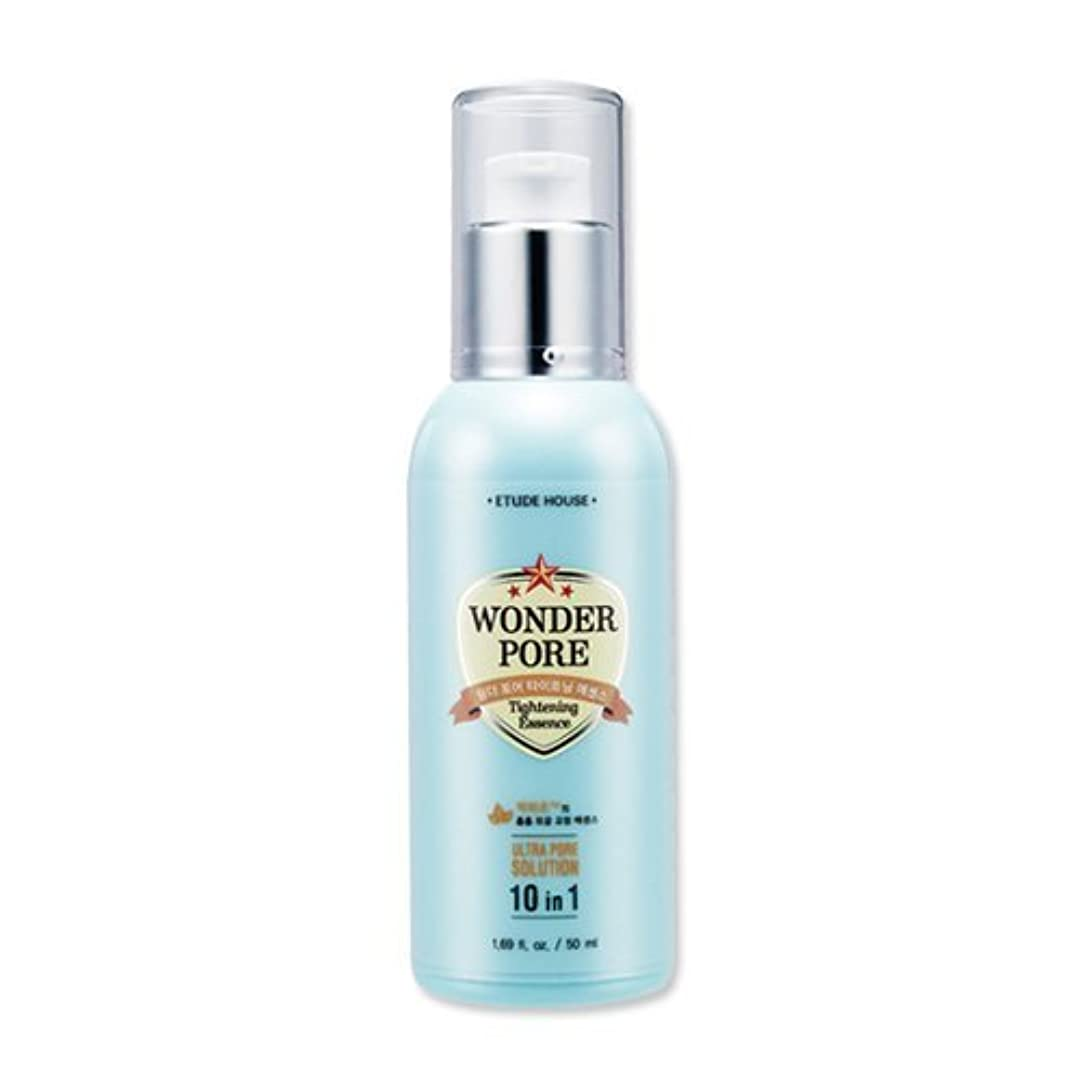 上院お勧め滑るEtude House Wonder Pore Tightening Essence 50ml [並行輸入品]