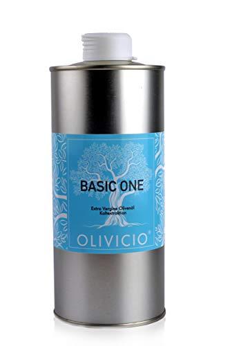 Olivicio Basic One Olivenöl zum Braten und Erhitzen I 750ml Dose Olivenöl aus Andalusien - Spanien