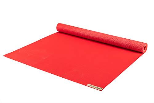 Jade Yoga - Tappetino da yoga Voyager (68 pollici), rosso motore