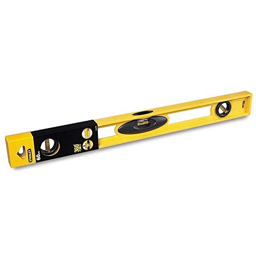Stanley 1-42-476 Livella a Bolla, ABS, 60 cm